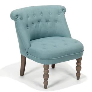 fauteuil crapaud d'alinéa