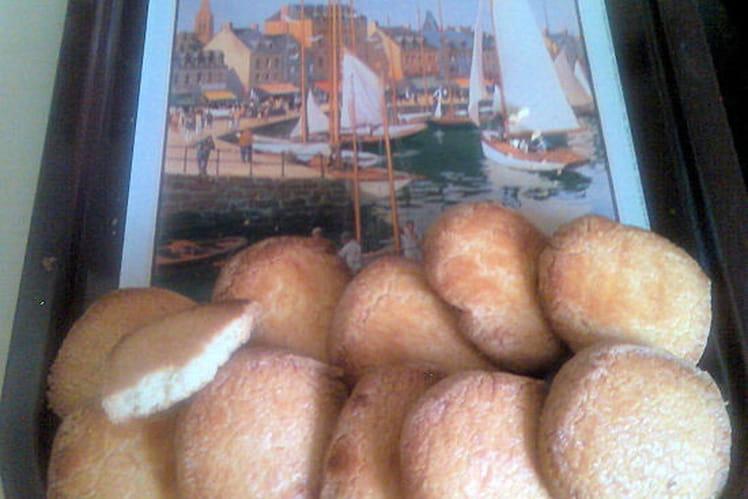 Les véritables sablés bretons