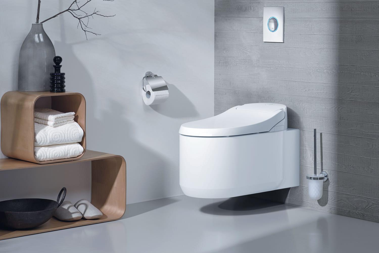 Toilettes japonaises: pourquoi choisir un WC japonais lavant?