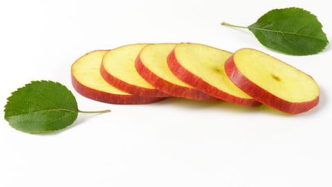 Comment tailler pommes sans emporte-pièce