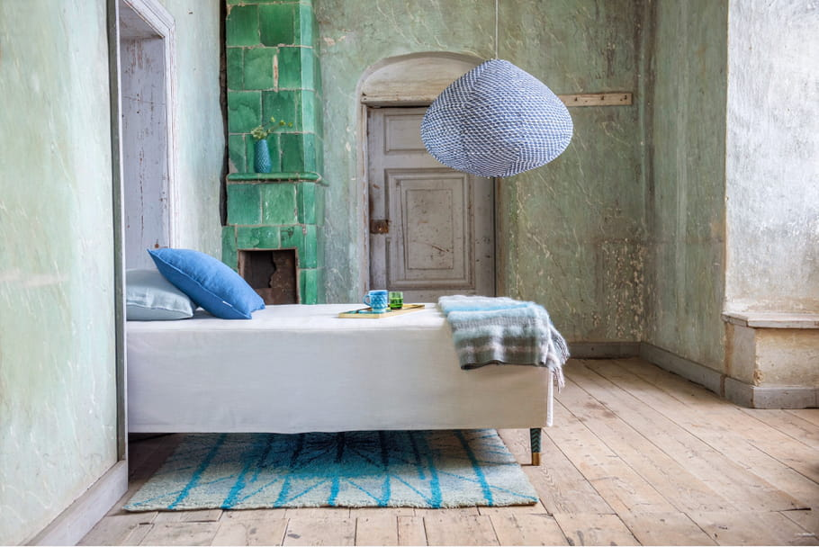 couvre lit bemz les nouveaux canap s ikea relook s par bemz journal des femmes. Black Bedroom Furniture Sets. Home Design Ideas