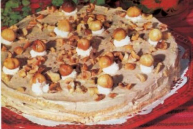 Gâteau russe