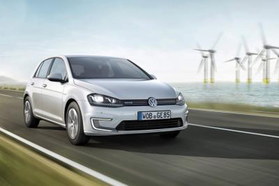J'ai testé la Volkswagen e-Golf