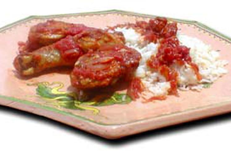 Poulet malgache