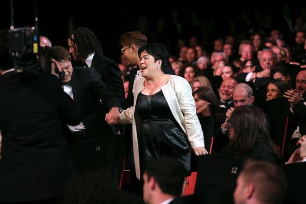 """Jaclyn Jose, prix d'interprétation féminine pour """"Ma' Rosa"""""""
