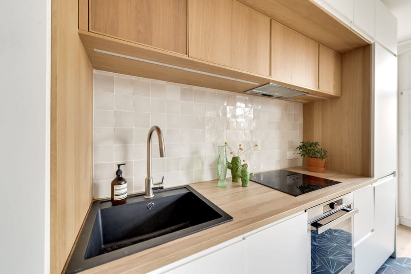 35 cuisines modernes pour les intérieurs contemporains