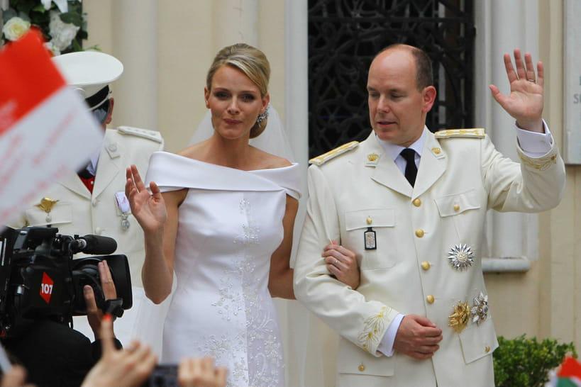 Albert et Charlène : les photos de leur mariage
