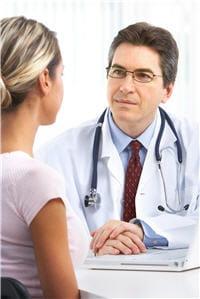 le médecin doit établir une relation de confiance avec la personne anorexique.