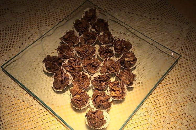 Roses des sables traditionnelles
