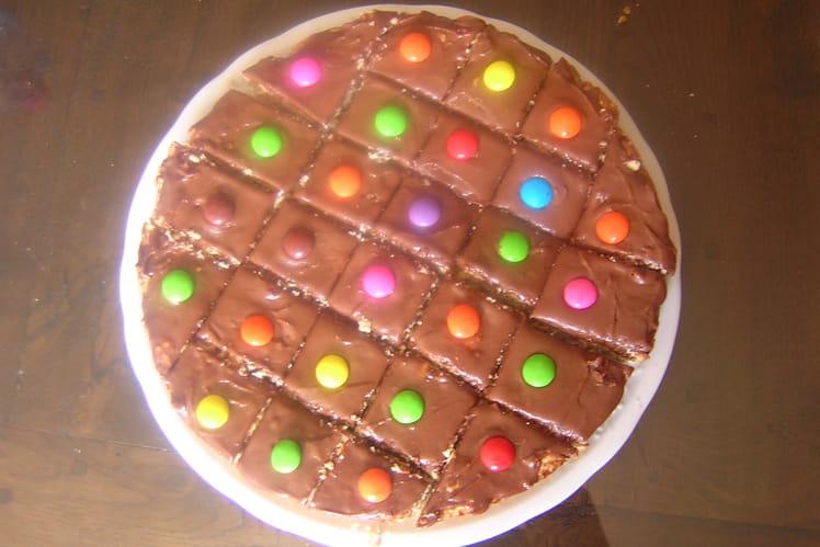 Biscuit glacé au chocolat