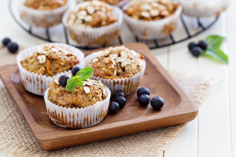 66recettes de muffins sucrés