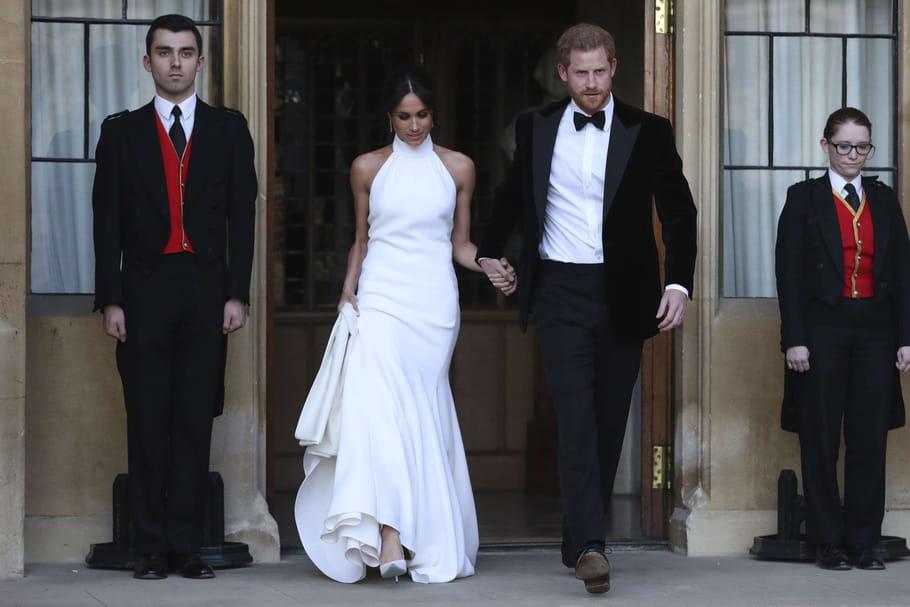 EN DIRECT - Mariage de Meghan et Harry: les plus belles photos