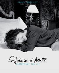 confidences d'artistes, livre