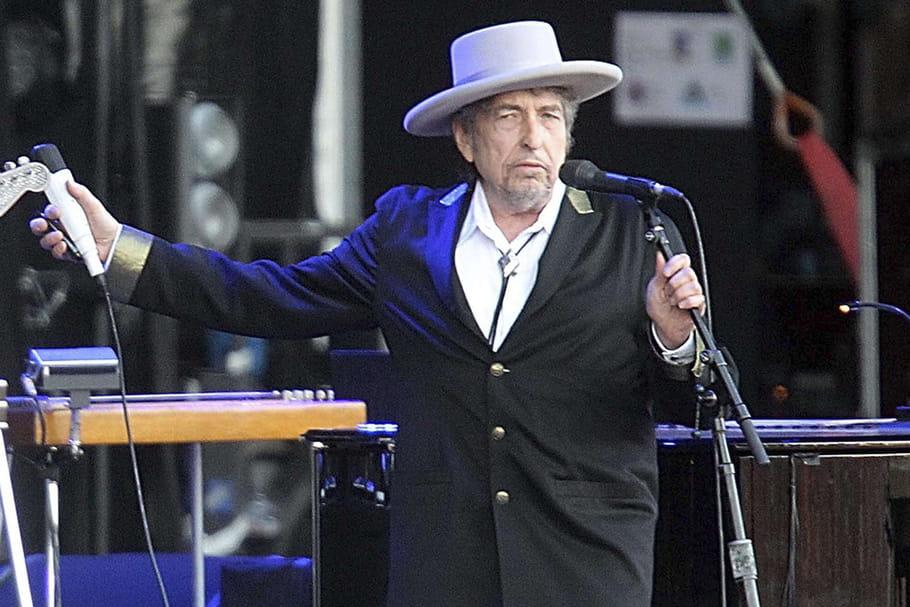 Le prix Nobel de littérature 2016est attribué à... Bob Dylan!