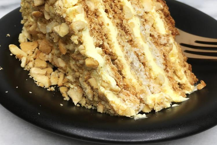 Gâteau Sans Rival
