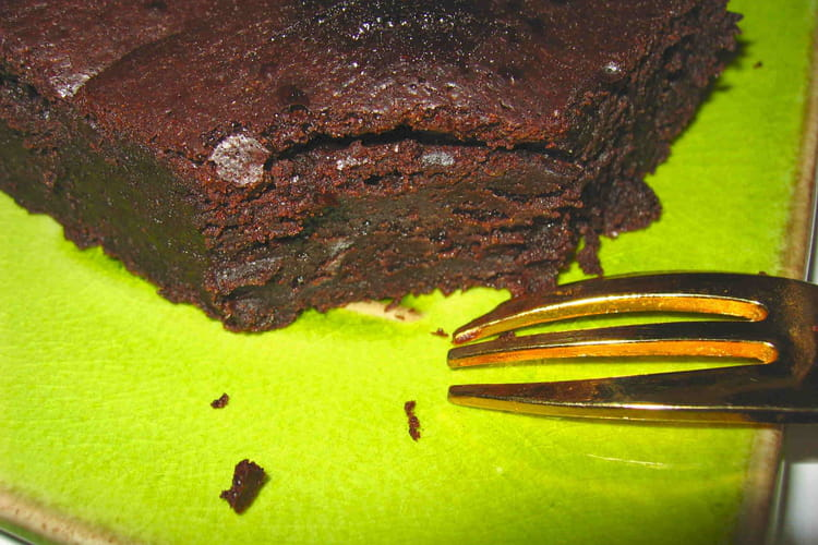Fabuleux mi-cuit au chocolat
