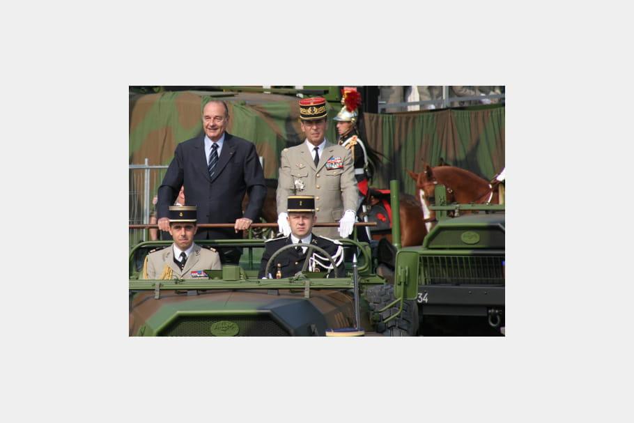 Jacques Chirac : attentat manqué