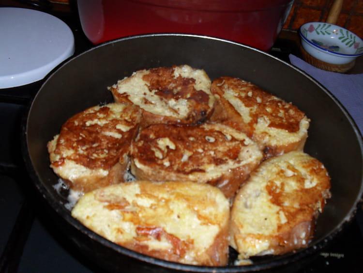 Recette de pain perdu sal la recette facile - Recettes cuisine polonaise de nos grands parents ...