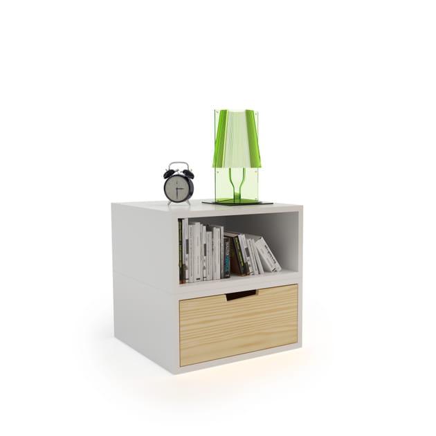 Table de chevet Brick par Espace Loggia