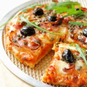 n°18 : pizza