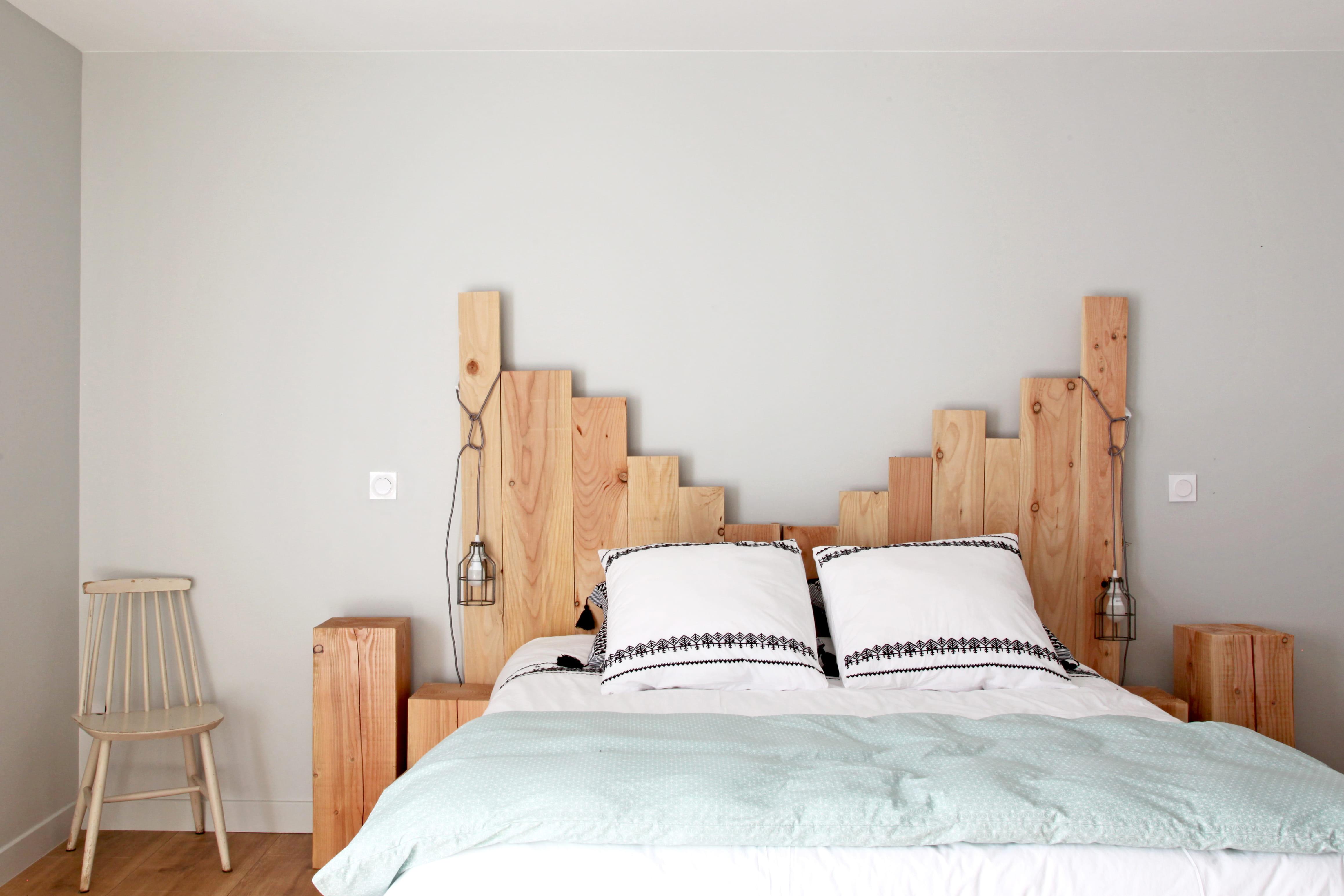 Comment Fabriquer Sa Tete De Lit 14 idées pour décorer et mettre en valeur son lit