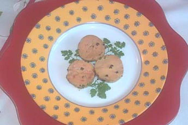 Médaillons de foie gras au sel gris de Guérande