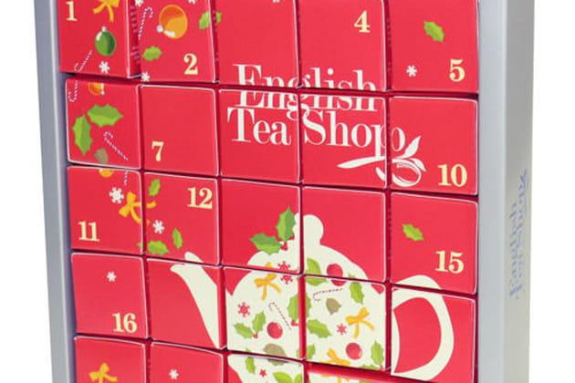 Calendrier de l'Avent de English Tea Shop