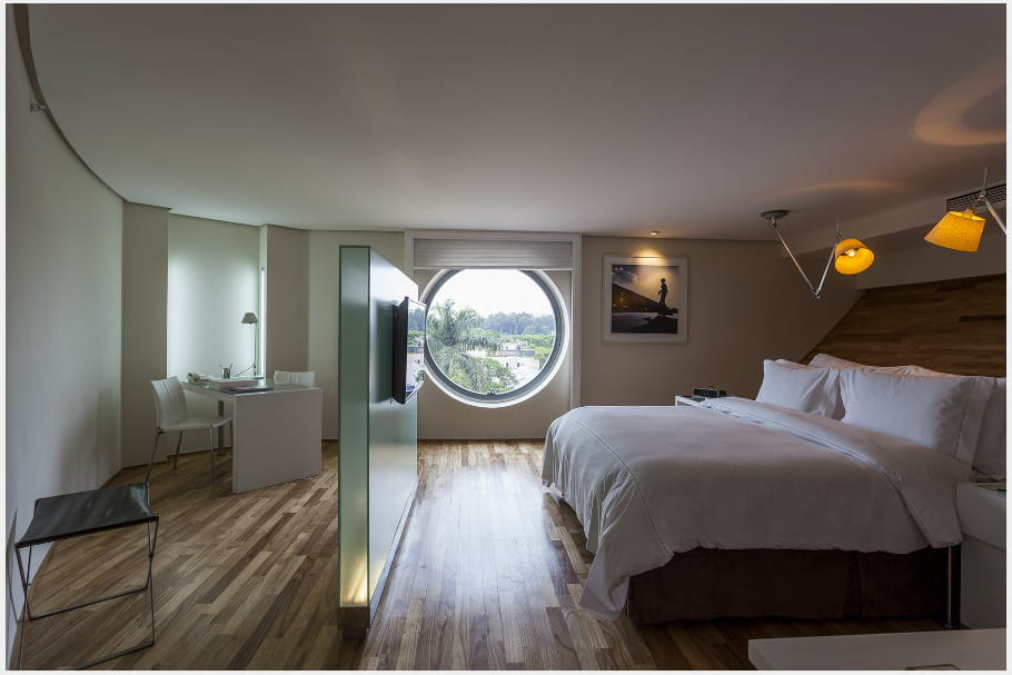 L'hôtel Unique à São Paolo