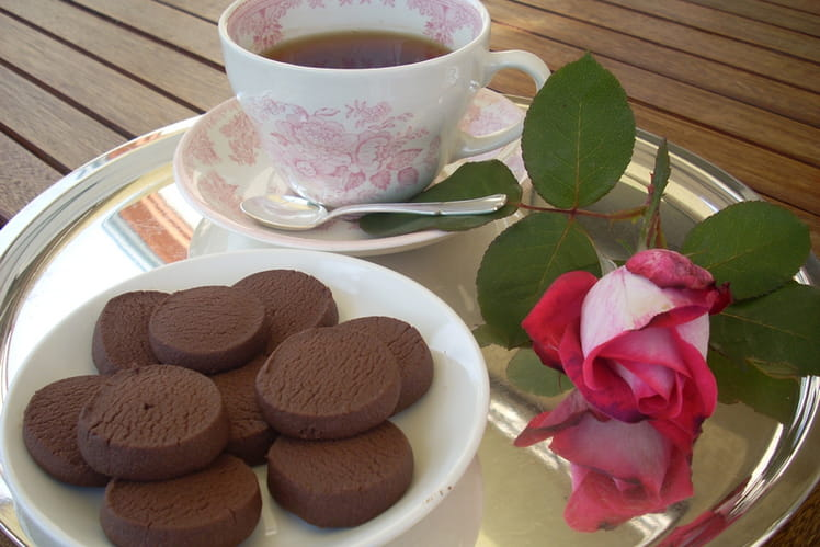 Biscuits tout choco