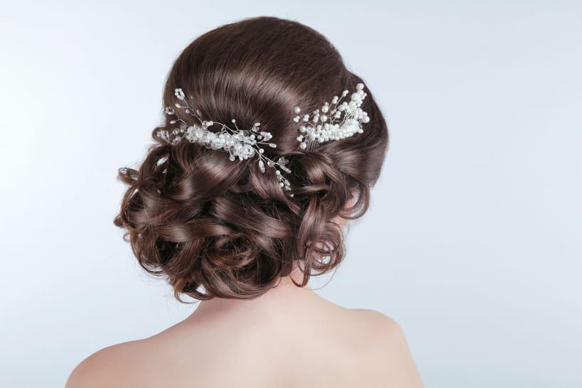 Des coiffures de mariées pour vous inspirer