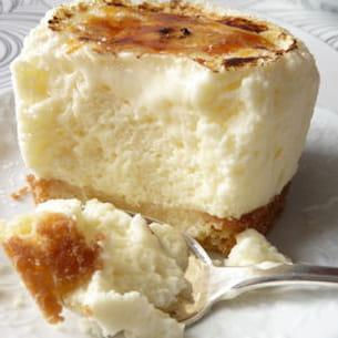 chibousts citron-bergamote sur sablés au beurre