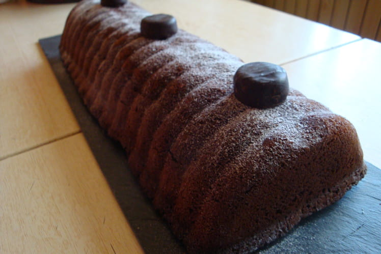 Gâteau aux bonbons Michoko