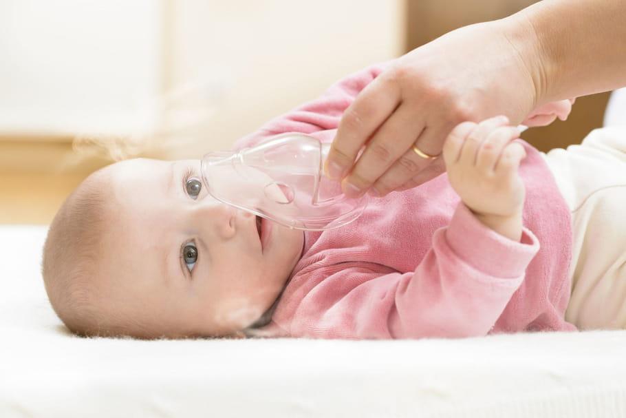 Bronchiolite : les bons gestes pour limiter la contagion