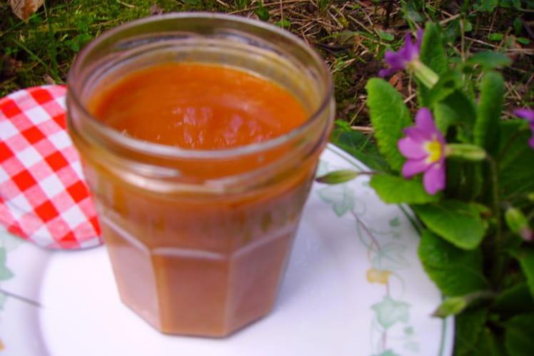 Caramel au beurre salé express