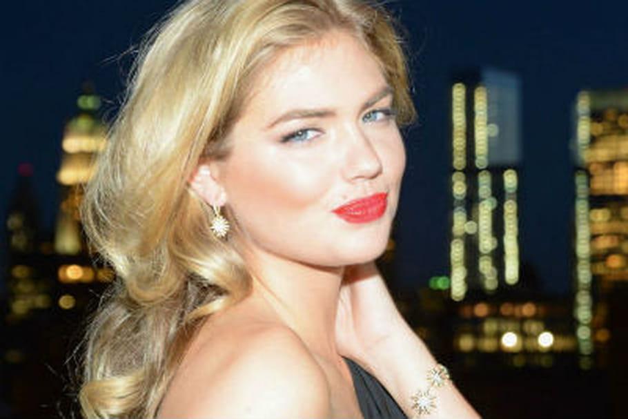 Kate Upton, c'est elle la plus sexy !