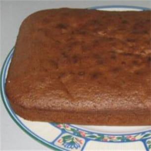 gâteau chocolat noix de pécan allégé.