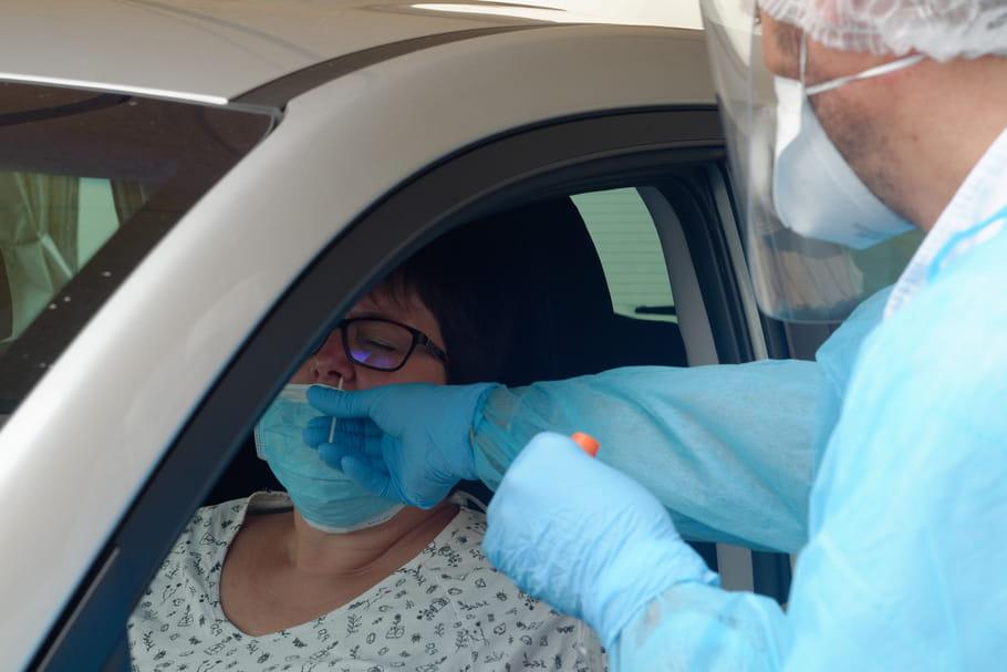 Test de dépistage du coronavirus: comment le faire et où?