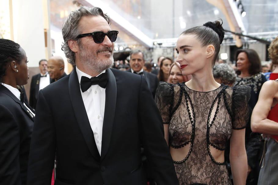 Joaquin Phoenix et Rooney Mara : Un bébé prévu pour l'été !