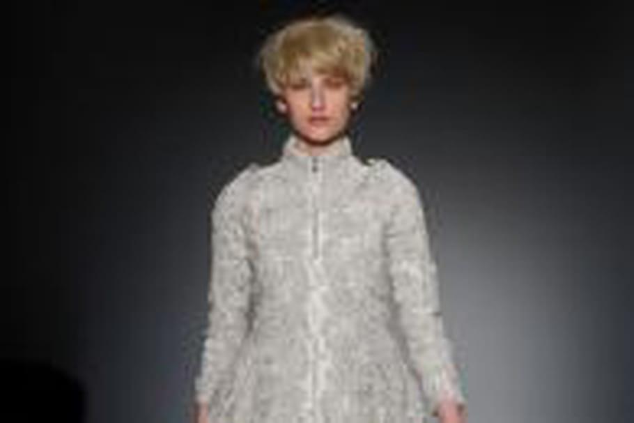 Amazones couture chez Christophe Josse