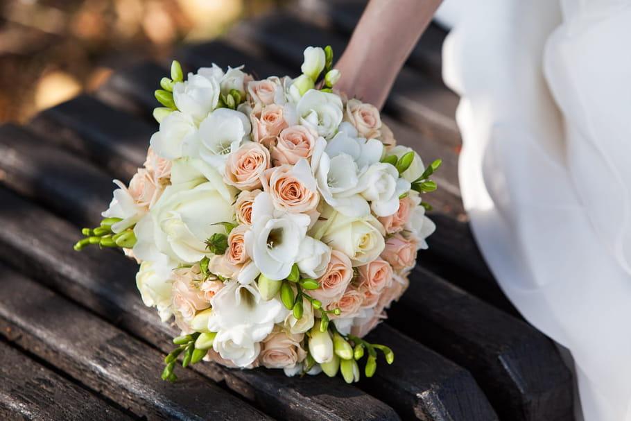 Bouquet de mariée: quels fleurs choisir?