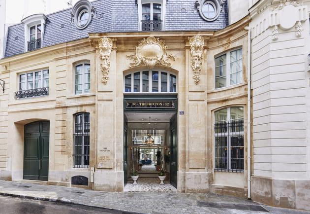 L'hôtel The Hoxton à Paris