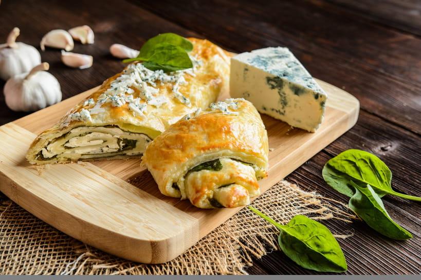 86recettes avec des fromages français