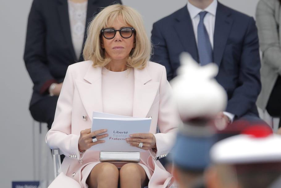 Brigitte Macron, entre tournage d'une série et rôle dans un grand jury