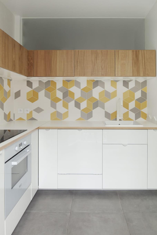 Des meubles de cuisine design et fonctionnels for Deco cuisine quatre bourgeois