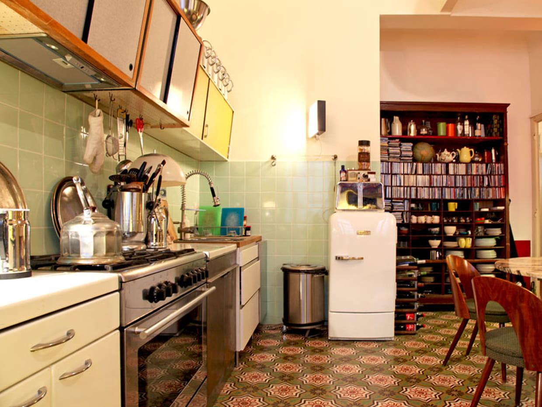 Cuisine des ann es 1950 for Decoration cuisine annee 80