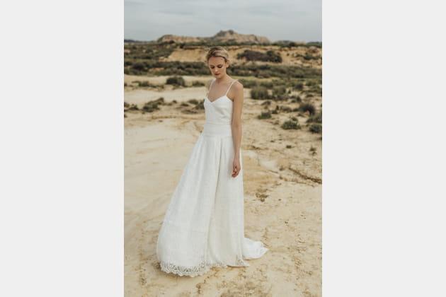 Robe de mariée Capucine, Atelier Anonyme