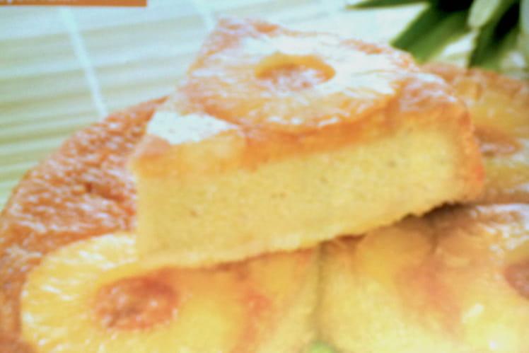 Gâteau aux pommes et au lait concentré