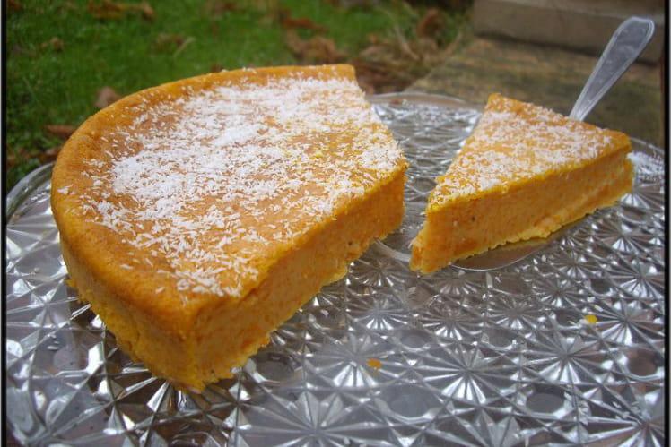 Gâteau de citrouille