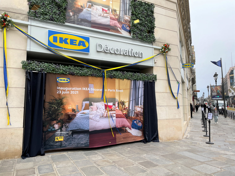 IKEA Décoration Paris Rivoli: ce qu'on trouve dans le nouveau magasin
