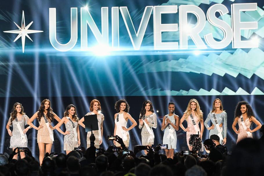Miss Universe 2021 is not Miss France Amandine Petit, but ... - Journal des Femmes